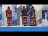 Ролик с конкурса ледовых скульптур «Болей за наших! Сочи-2014».